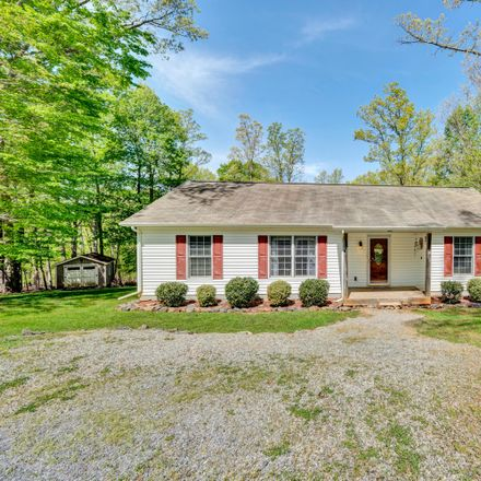 Rent this 3 bed house on Hickory Pl in Hardy, VA
