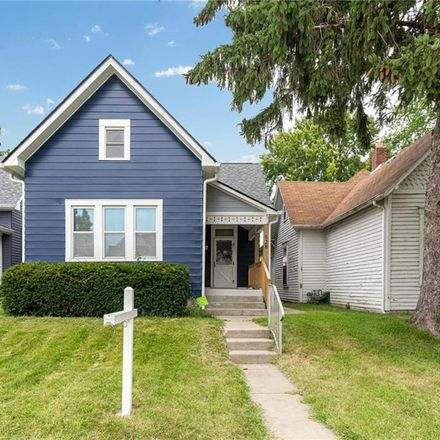 Rent this 3 bed house on 528 Weghorst Street in Indianapolis, IN 46203