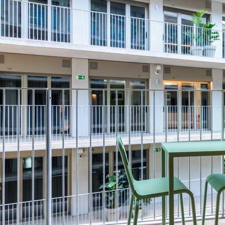 Rent this 0 bed apartment on Institut Manuel Vázquez Montalbán in carrer Olímpic, 59-61