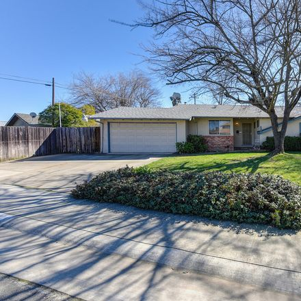 Rent this 3 bed house on 7200 Midnight Way in Citrus Heights, CA 95621