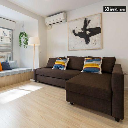 Rent this 1 bed apartment on Carrer d'en Llop