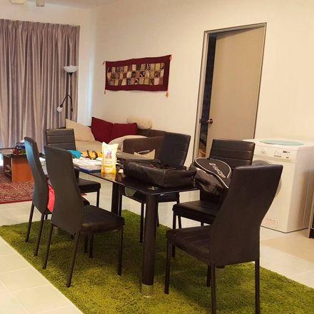 Rent this 1 bed apartment on DASH in RITZE PERDANA 2, Mutiara Damansara