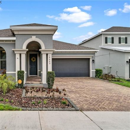 Rent this 4 bed house on Magnolia Ave in Winter Garden, FL