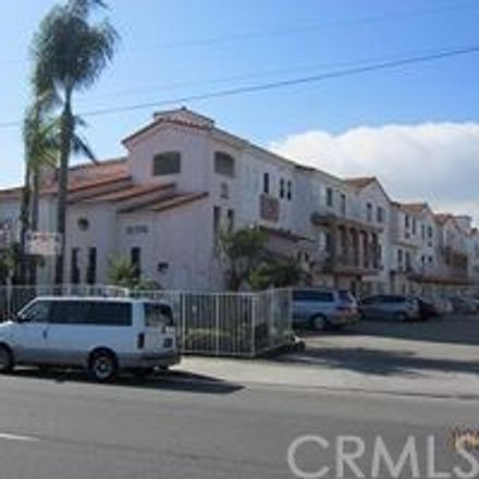Rent this 1 bed apartment on 21735 Main Street in Carson, CA 90745
