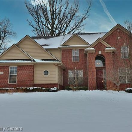 Rent this 4 bed house on Grenelefe Cir W in South Lyon, MI