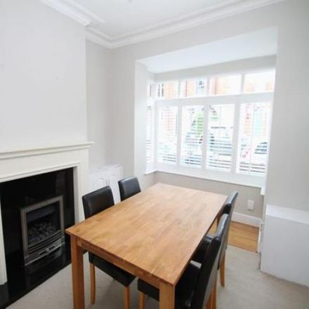 Rent this 3 bed house on Regent Road in Birmingham B17, United Kingdom