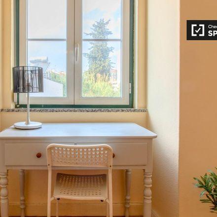 Rent this 3 bed apartment on Largo Ernesto da Silva in 1500-108 BENFICA Lisbon, Portugal