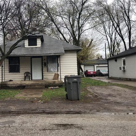 Rent this 2 bed house on 1101 Sharon Avenue in Indianapolis, IN 46222