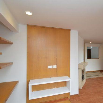 Rent this 3 bed apartment on Carrera 46 in Localidad Suba, 111111 Bogota