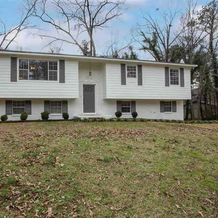Rent this 4 bed house on 219 Saturn Lane in Center Point, AL 35215