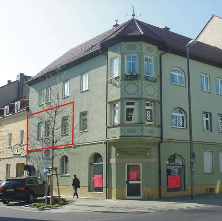 Rent this 2 bed apartment on Sattlerstraße 5 in 97421 Schweinfurt, Germany
