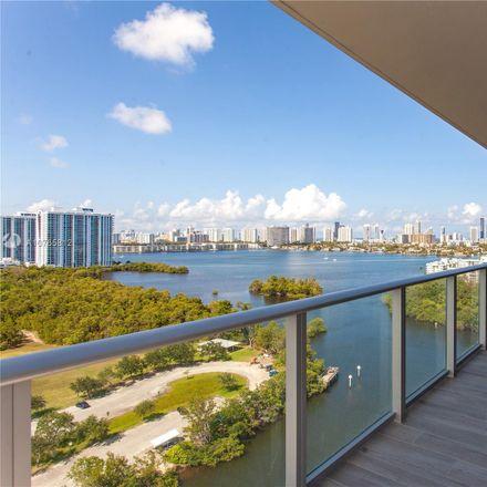 Rent this 3 bed condo on 16385 Biscayne Blvd in North Miami Beach, FL