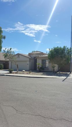 Rent this 3 bed house on 12629 West Hollyhock Drive in Avondale, AZ 85392