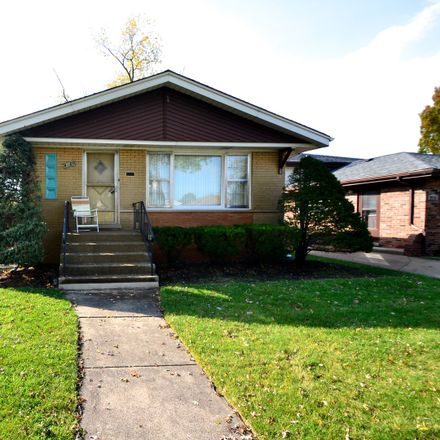 Rent this 3 bed house on 9120 South Turner Avenue in Evergreen Park, IL 60805