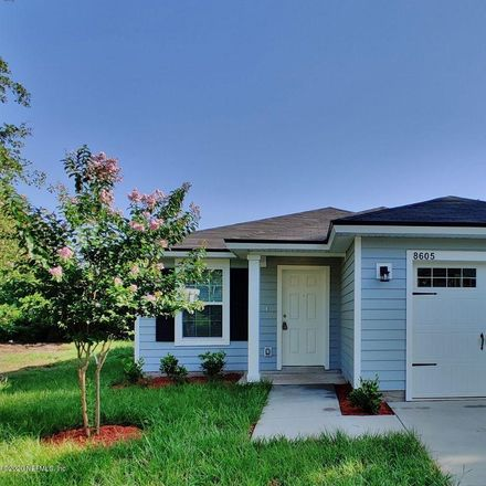 Rent this 3 bed house on 8605 Galveston Avenue in Jacksonville, FL 32211