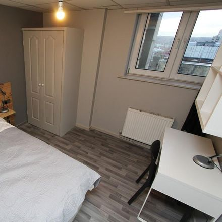 Rent this 1 bed room on The White Building in Fitzalan Square, Sheffield S1 2AZ
