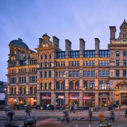 Rent this 1 bed apartment on Corn Exchange in Exchange Square, Manchester