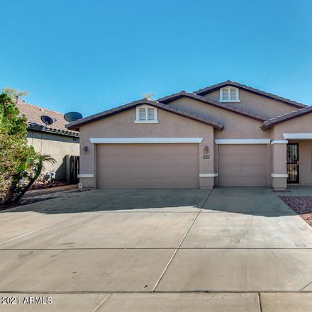 Rent this 3 bed house on 12845 West Whitton Avenue in Avondale, AZ 85392
