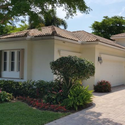Rent this 3 bed house on Orchid Cay Cir in West Palm Beach, FL