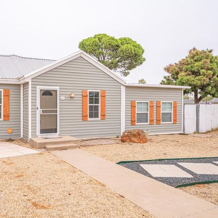 Rent this 3 bed house on 1400 College Avenue in Midland, TX 79701