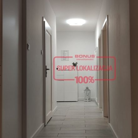 Rent this 3 bed apartment on Wały Jagiellońskie 22 in 80-853 Gdansk, Poland