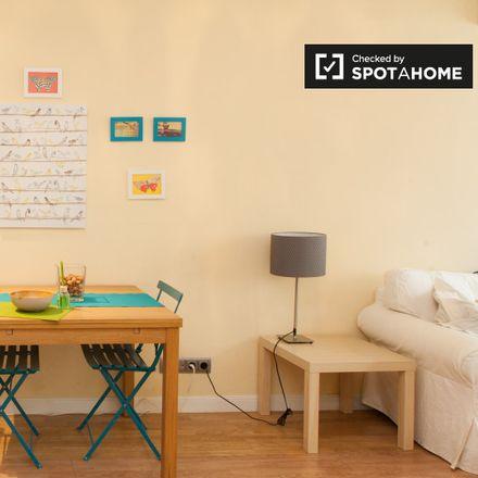 Rent this 1 bed apartment on Edificio Iberia in Avenida de América, 2
