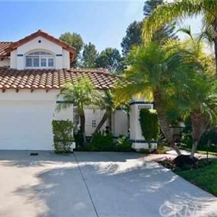 Rent this 4 bed house on 25086 Whitespring in Mission Viejo, CA 92692
