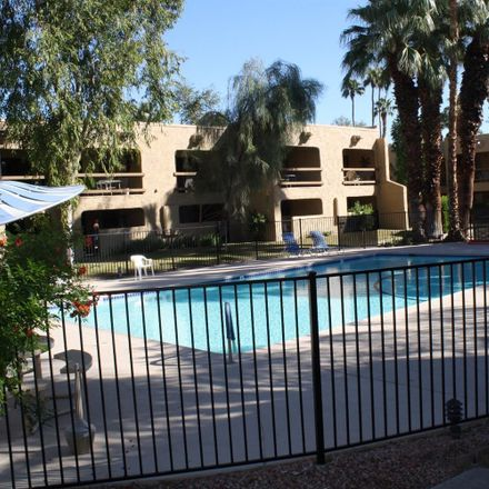 Rent this 1 bed condo on 5300 East Waverly Drive in Palm Springs, CA 92264