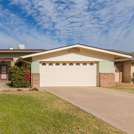 Rent this 4 bed house on West Citrus Way in Glendale, AZ 85301