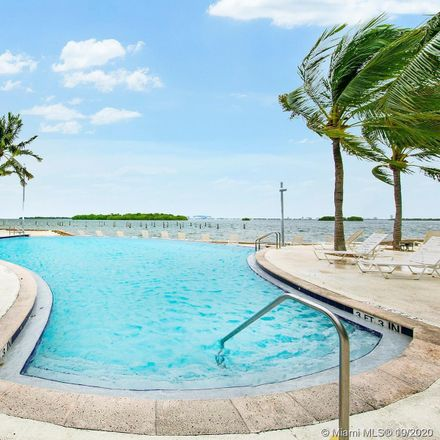 Rent this 2 bed condo on 650 Northeast 64th Street in Miami, FL 33138