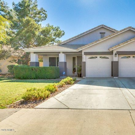 Rent this 4 bed house on 5643 East Glade Avenue in Mesa, AZ 85206
