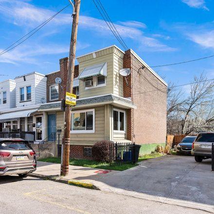 Rent this 3 bed townhouse on 1955 Pratt Street in Philadelphia, PA 19124