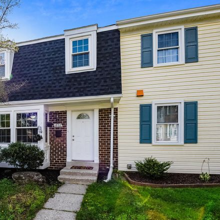 Rent this 3 bed condo on 1808 Aberdeen Circle in Crofton, MD 21114