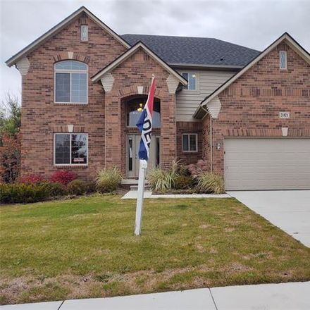 Rent this 4 bed house on Granite Dr in Macomb, MI
