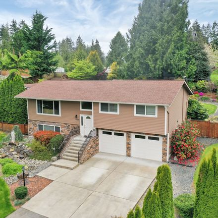 Rent this 3 bed house on 4110 122nd Avenue East in Edgewood, Pierce County