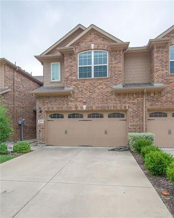 Rent this 3 bed condo on 250 Barrington Lane in Lewisville, TX 75067