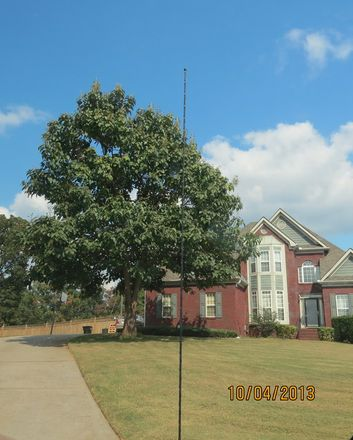 Rent this 3 bed apartment on Scarbrough Cross Roads in Fairfield Lakes, GA