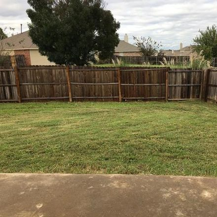 Rent this 3 bed house on 1108 Cumberland Dr in Forney, TX