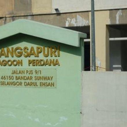 Rent this 3 bed apartment on 5 Jalan PJS 9/1 in Bandar Sunway, 46150 Subang Jaya