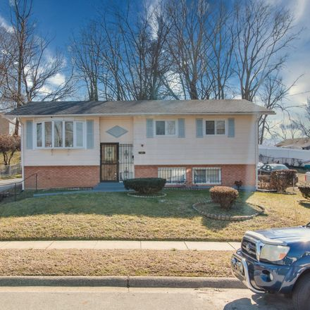 Rent this 4 bed house on 7005 Independence Street in Capitol Heights, MD 20743