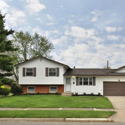 Rent this 3 bed house on Kildale Square South in Columbus, OH 43229