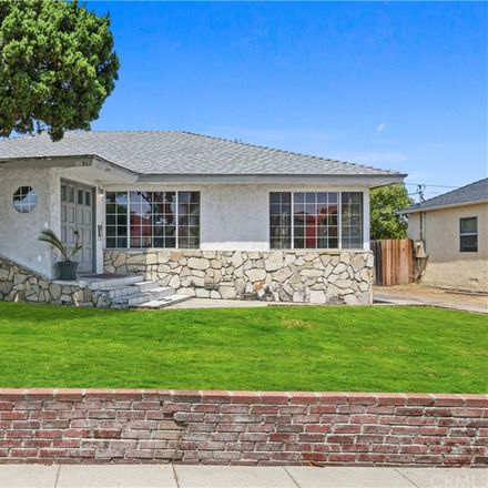 Rent this 3 bed house on 2251 Mira Mar Ave in Long Beach, CA