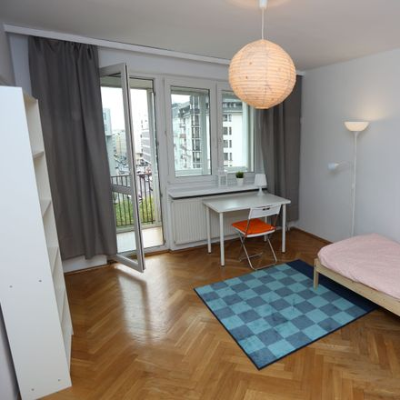 Rent this 3 bed apartment on Sienna 67 in 00-820 Warsaw, Poland