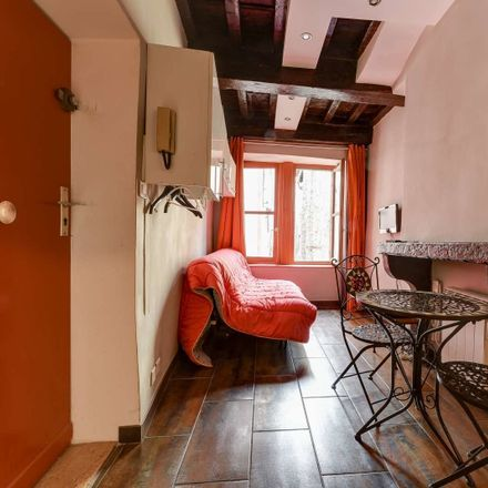 Rent this 0 bed apartment on Rue Juiverie in 69005 Lyon, France