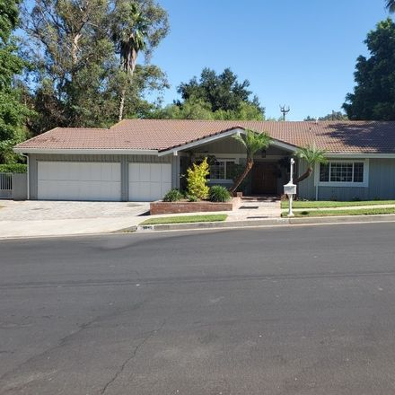 Rent this 4 bed house on 9840 Andora Avenue in Los Angeles, CA 91311