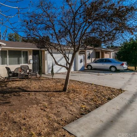 Rent this 2 bed duplex on 7322 Lindley Avenue in Los Angeles, CA 91335