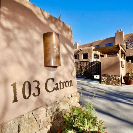 Rent this 2 bed condo on 103 Catron Street in Santa Fe, NM 87501