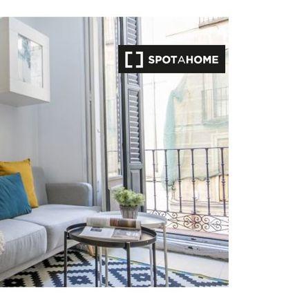 Rent this 1 bed apartment on Calle de la Cava Alta in 24, 28005 Madrid