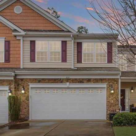 Rent this 4 bed loft on 616 Sealine Drive in Cary, NC 27519