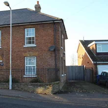 Rent this 2 bed house on Wises Lane in Swale ME10 1YR, United Kingdom